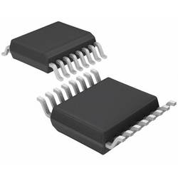 IO rozhranie - vysielač / prijímač Texas Instruments MAX3232ECDBR, 2/2, SSOP-16