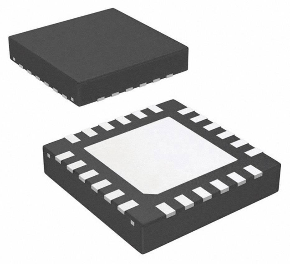 IO rozhraní - rozšíření E-A Texas Instruments TCA9555RTWR, POR, I²C, 400 kHz, WQFN-24