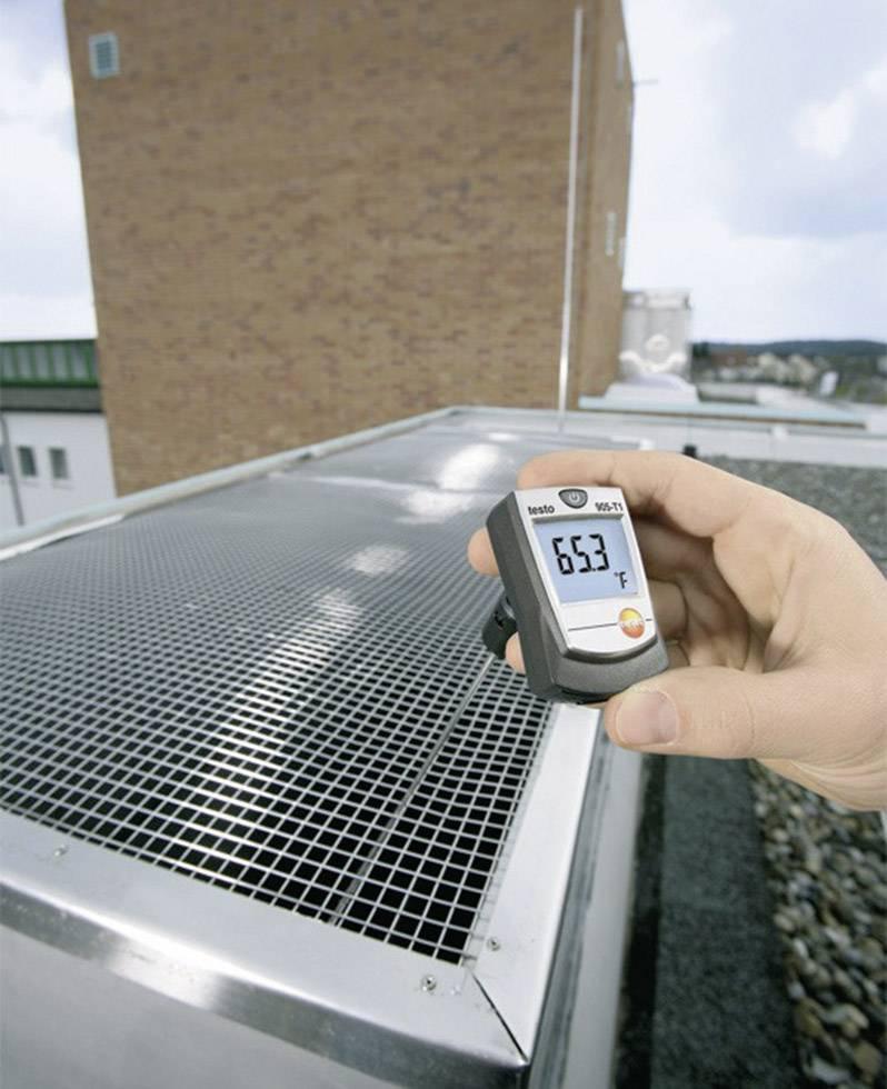 Vpichovací teploměr testo 905-T1, -50 až +350 °C
