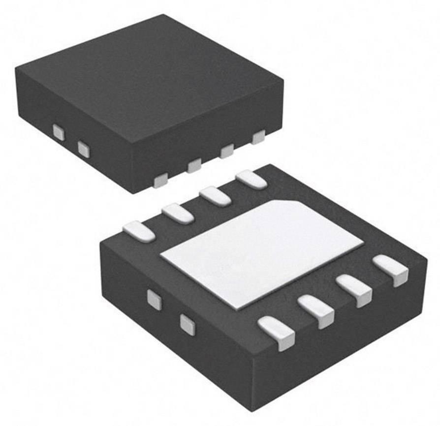 Lineárny IO operačný zosilňovač Texas Instruments TPA2006D1DRBT, SON-8 (3x3)
