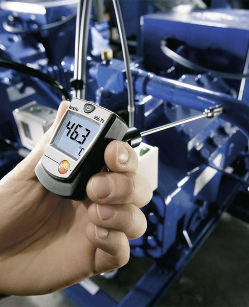 Povrchový teplomer testo 905-T2, -50 až +350 °C