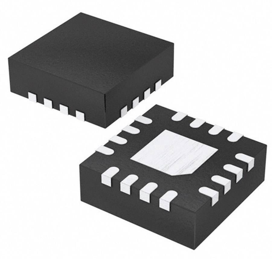 PMIC regulátor napětí - spínací DC/DC regulátor Texas Instruments TPS62112RSAT držák QFN-16