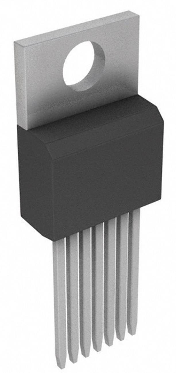 PMIC regulátor napětí - spínací DC/DC regulátor Texas Instruments LM2676T-ADJ/NOPB držák TO-220-7