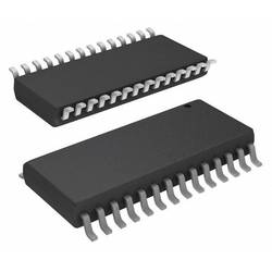 IO pro záznam dat – A/D převodník Texas Instruments ADS7870EA, SSOP-28