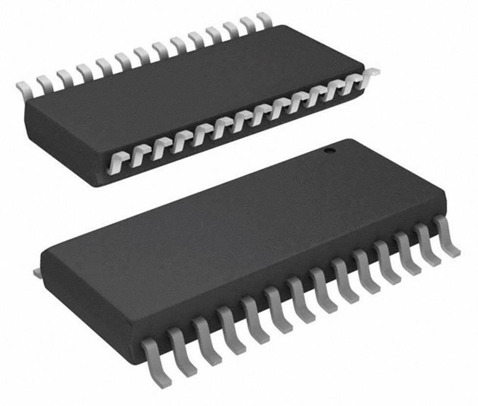 IO pro záznam dat – D/A převodník Texas Instruments PCM2704CDB, SSOP-28