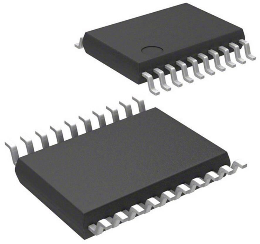 IO rozhraní - rozšíření E-A Texas Instruments PCF8574PWR, POR, I²C, 100 kHz, TSSOP-20