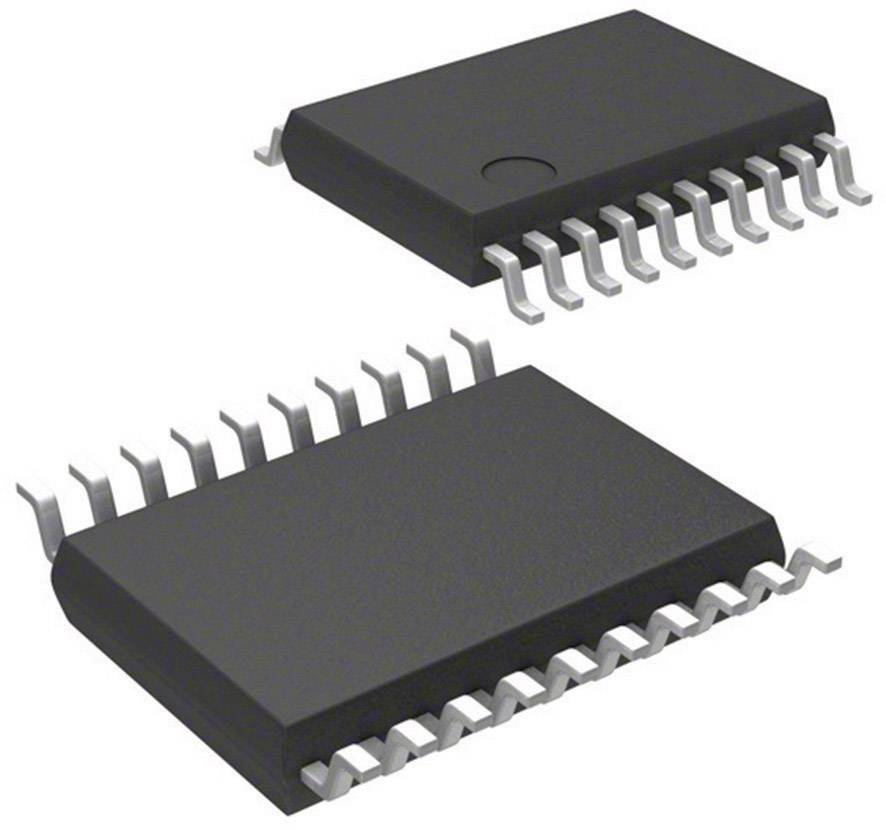 IO rozhranie - rozšírenie E-A Texas Instruments PCF8574PWR, 100 kHz, TSSOP-20