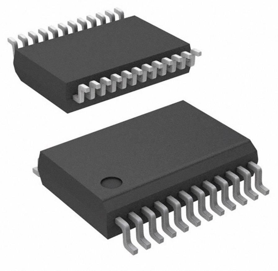 IO rozhraní - rozšíření E-A Texas Instruments PCF8575DBR, POR, I²C, 400 kHz, SSOP-24