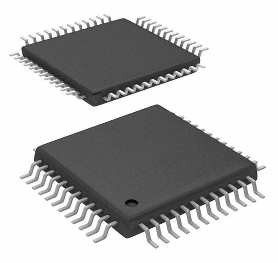 PMIC měření energie Microchip Technology ATM90E32AS-AU-R, 3fázový, TQFP-48, povrchová montáž
