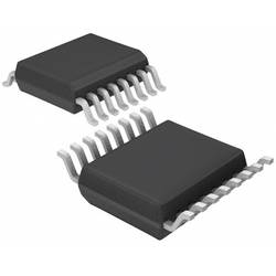 IO rozhraní - rozšíření E-A Texas Instruments PCA9554APW, POR, I²C, SMBus , 400 kHz, TSSOP-16