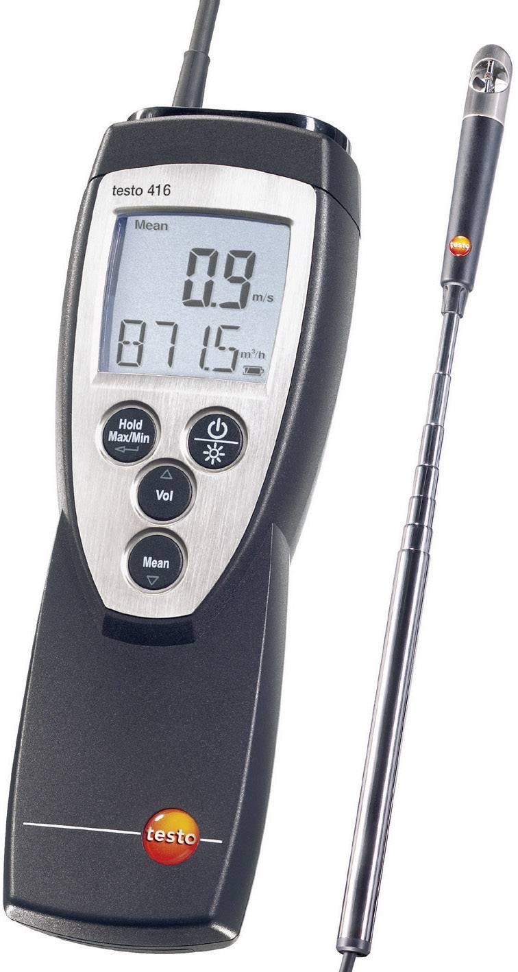 Anemometer s veterníkom testo 416