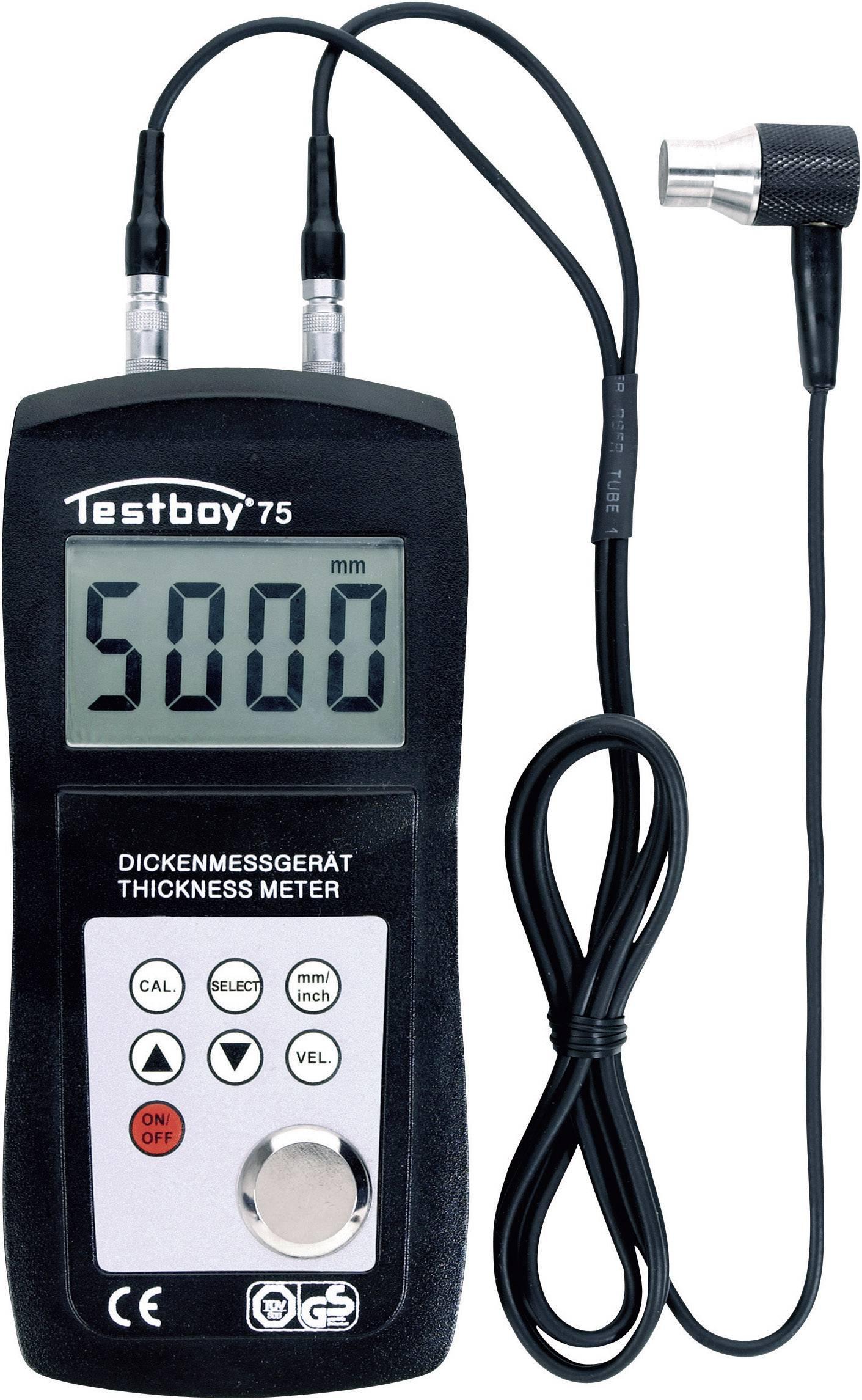 Testboy 75, 1.2 - 200 mm