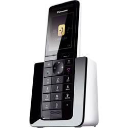 Bezdrátový analogový telefon Panasonic KX-PRS120, černá, bílá