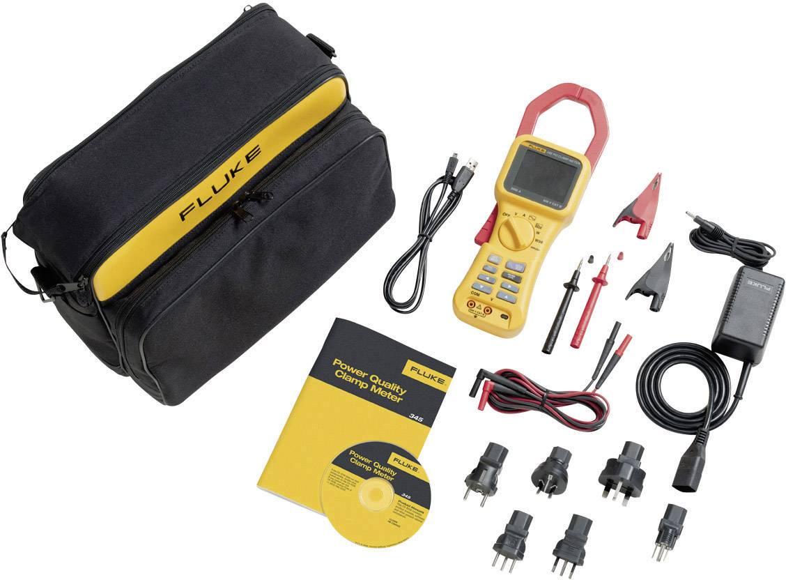 Sieťový analyzátor Fluke 345, 2584181
