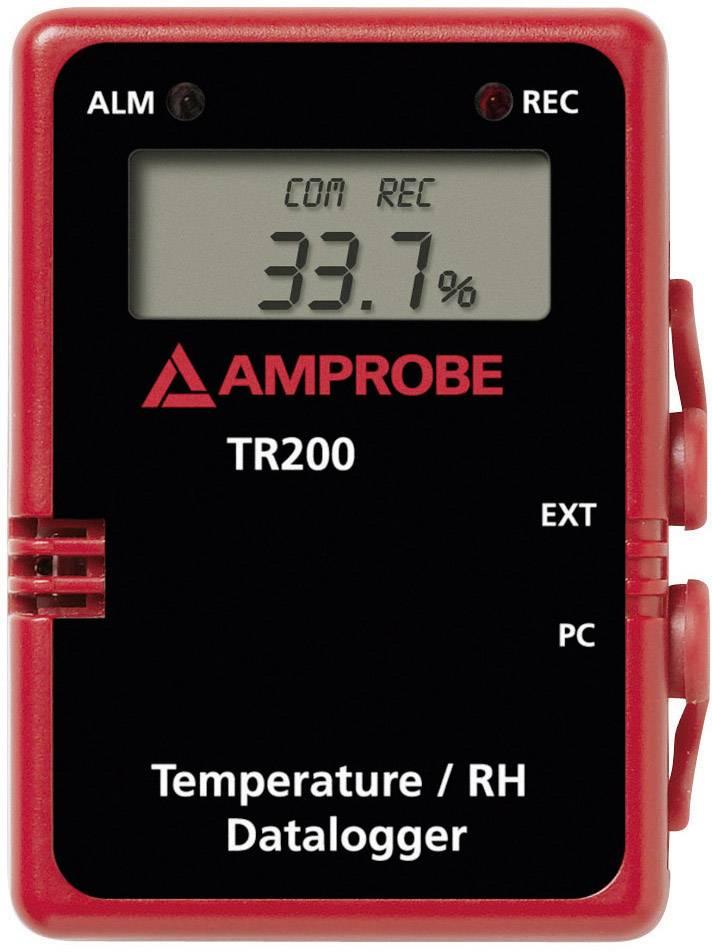 Teplotní/vlhkostní datalogger Beha Amprobe TR-200A, -40 až+85 °C
