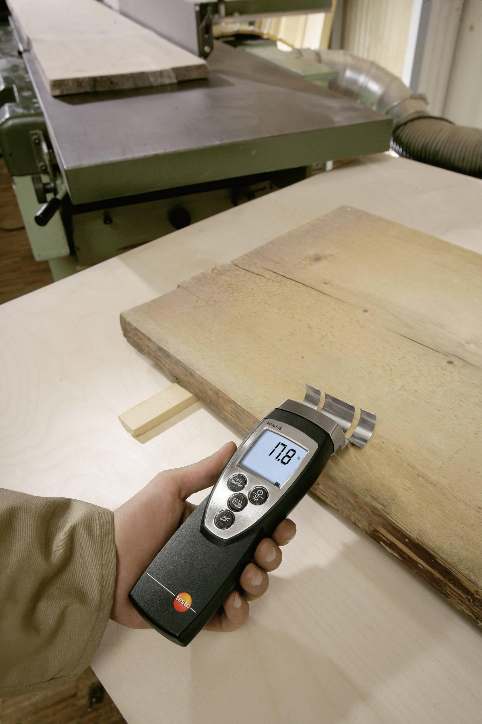 Měřič vlhkosti dřeva a stavebních materiálů testo 616