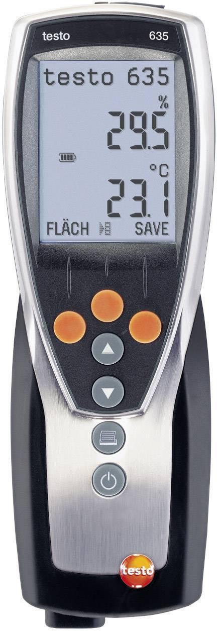 Vlhkoměr/teploměr testo 635- 1