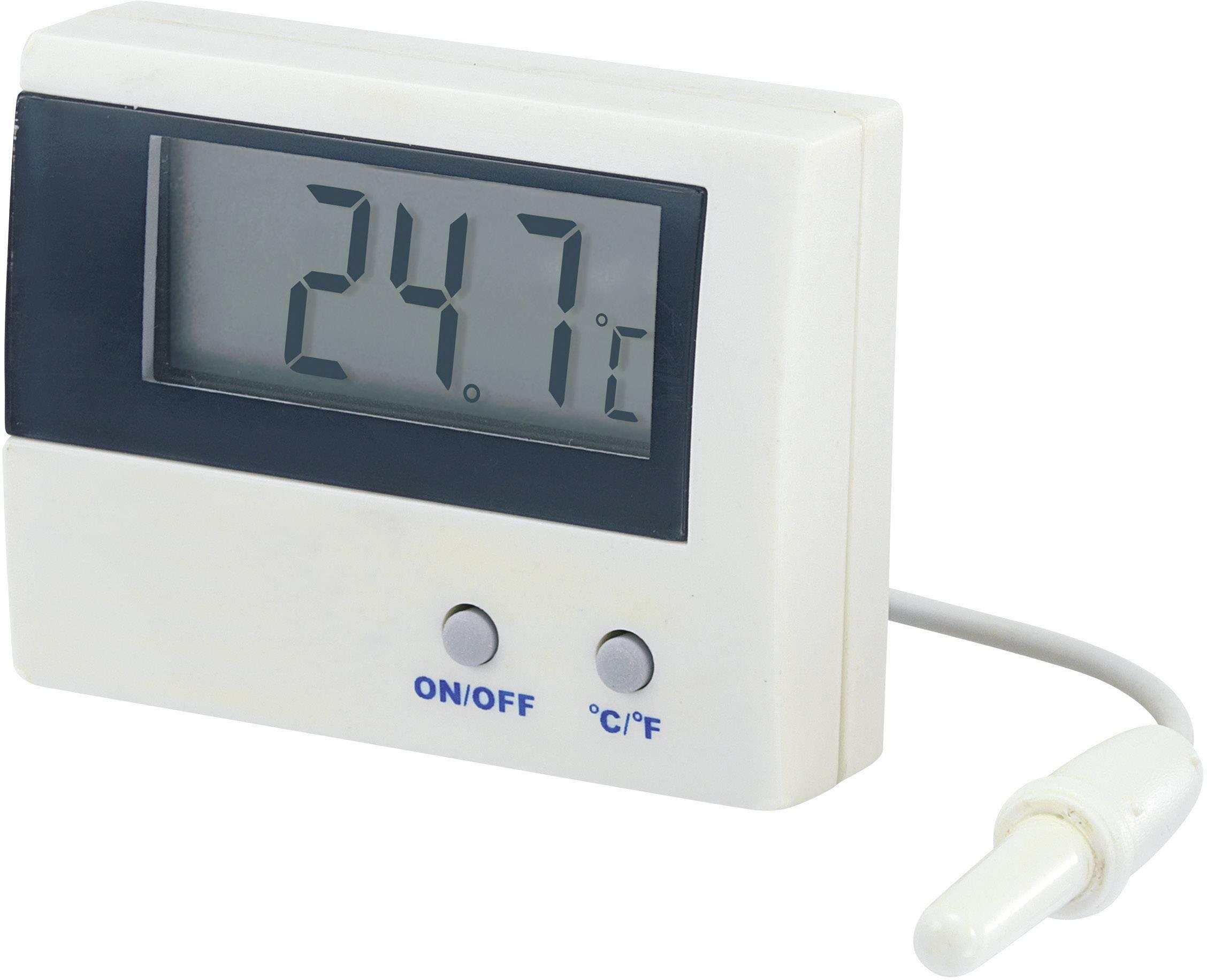 Digitálny teplomer BASETech LT-80, -50 až +80 °C