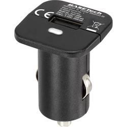 USB nabíječka Basetech KUC-2400, nabíjecí proud 2400 mA, černá