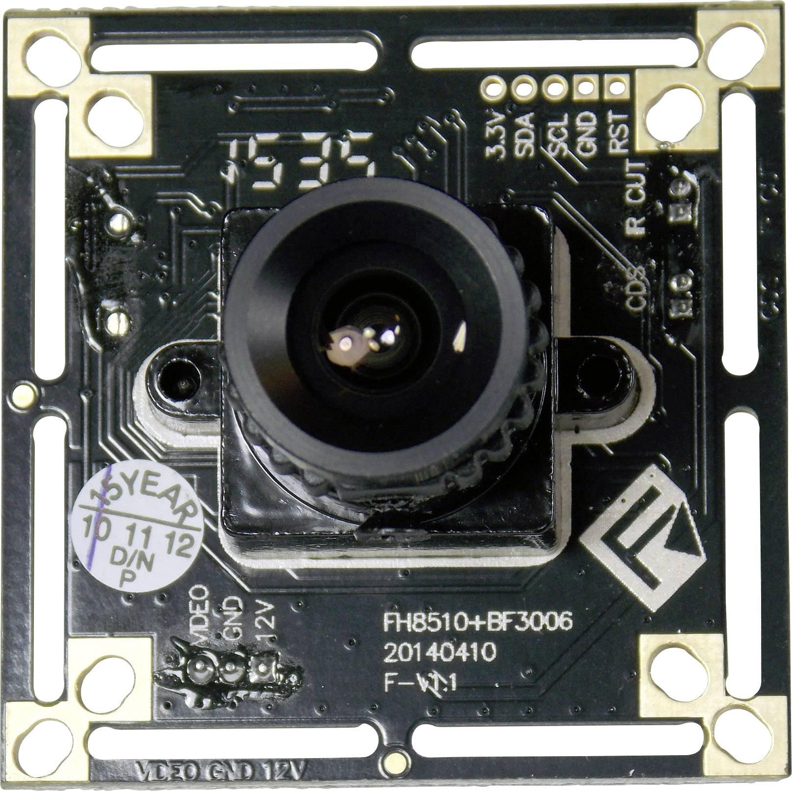 Kamera na DPS Conrad Components BC-714BC-714, N/A, 12 V/DC