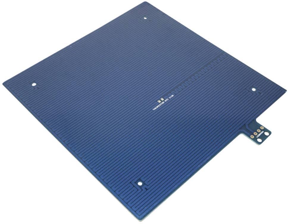 DPS pro vyhřívanou podložku k 3D tiskárně Velleman K8200 P8200BED/SP