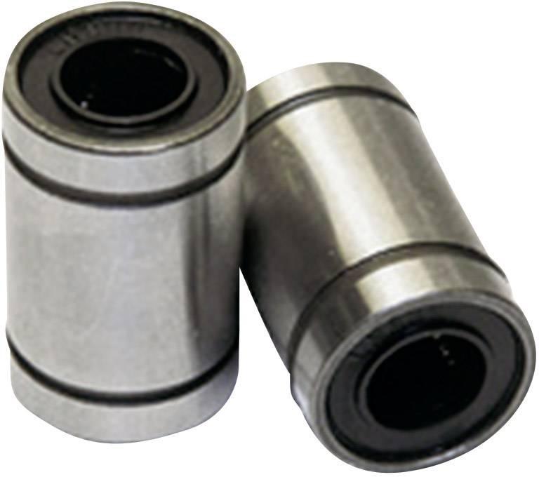 Lineární ložisko DR 8 mm Velleman LM8UU/SP, k 3D tiskárně Velleman K8200