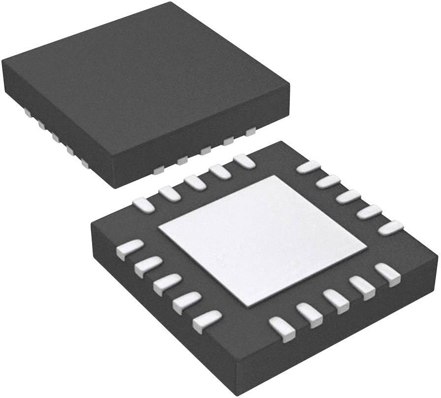 PMIC řízení baterie Texas Instruments BQ24735RGRT řízení nabíjení Li-Ion, multichemie VQFN-20 (3,5x3,5) povrchová montáž