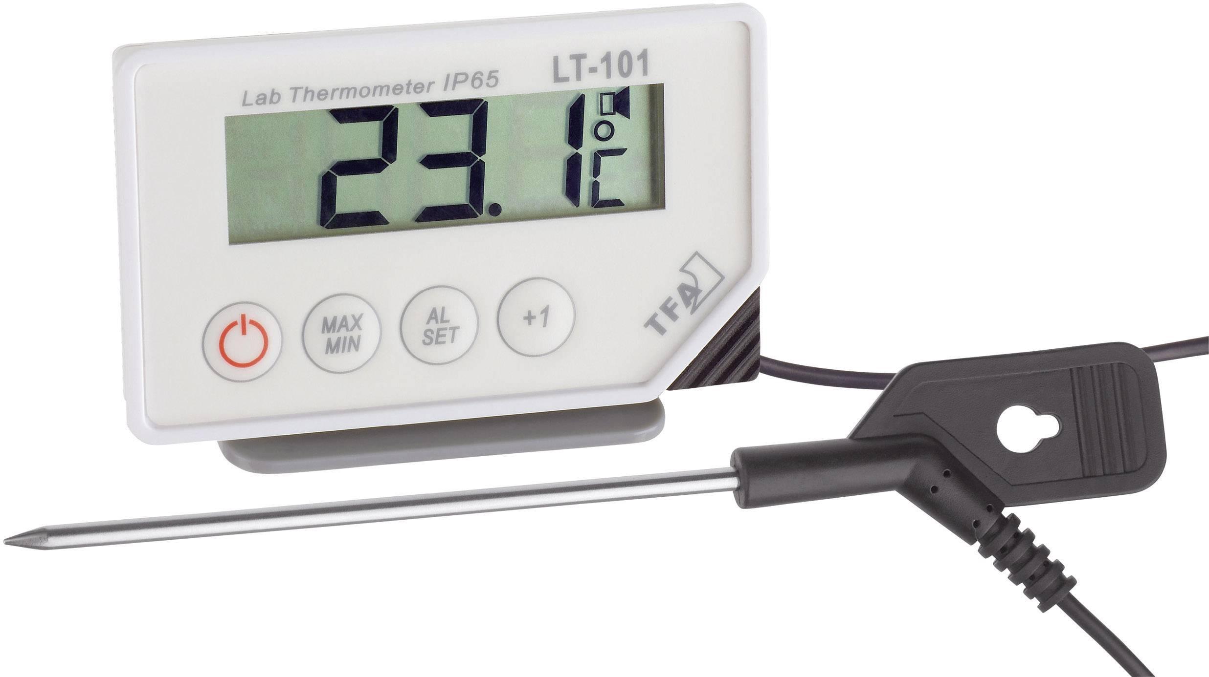 Vpichovací teploměr TFA LT-101, -40 až +200 °C, typ senzoru NTC