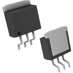 MOSFET Fairchild Semiconductor P kanál P-CH 20V 24 NDB6020P TO-263-3 FSC