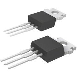 NPN Darlington tranzistor (BJT) ON Semiconductor BDW93CTU, TO-220 , Kanálů 1, 100 V