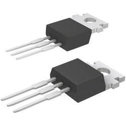 PNP Darlington tranzistor (BJT) ON Semiconductor TIP107TU, TO-220-3 , Kanálů 1, -100 V