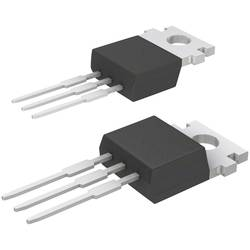 Regulátor napětí ST Microelectronics 7806, 6 V, 1 A, kladný, TO 220