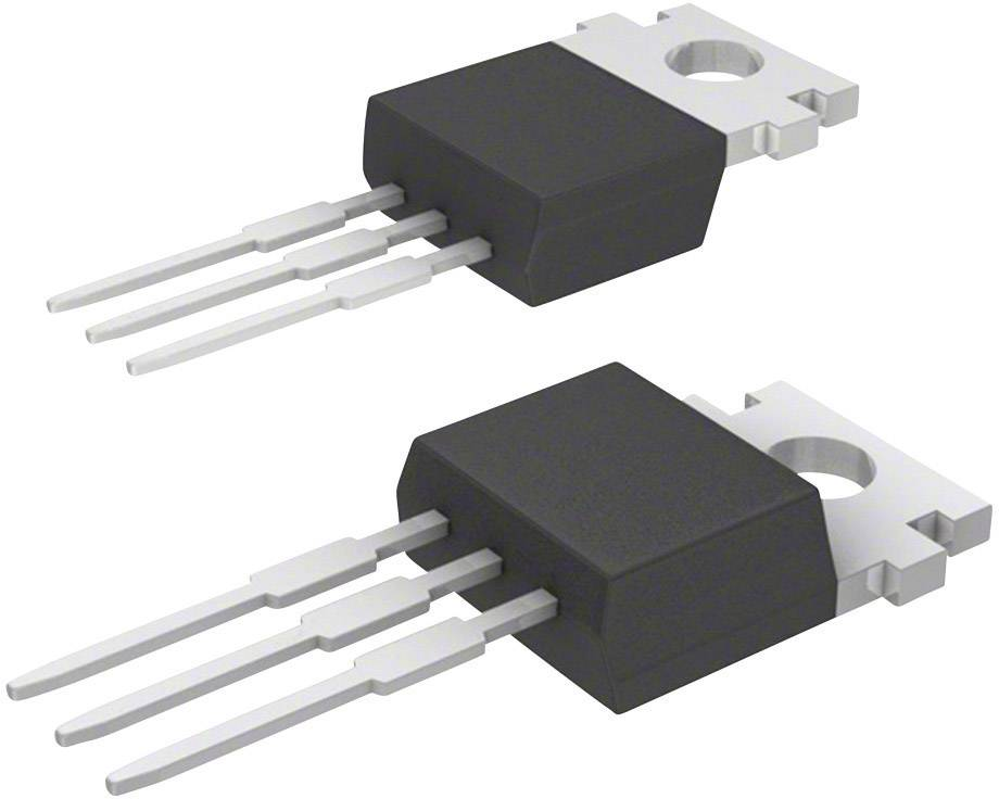 Tranzistor MOSFET ON Semiconductor FQP3N30, 1 N-kanál, 55 W, TO-220