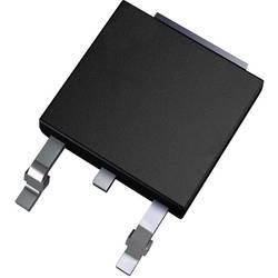 NPN tranzistor (BJT) ON Semiconductor MJD340TF, TO-252-3 , Kanálů 1, 300 V
