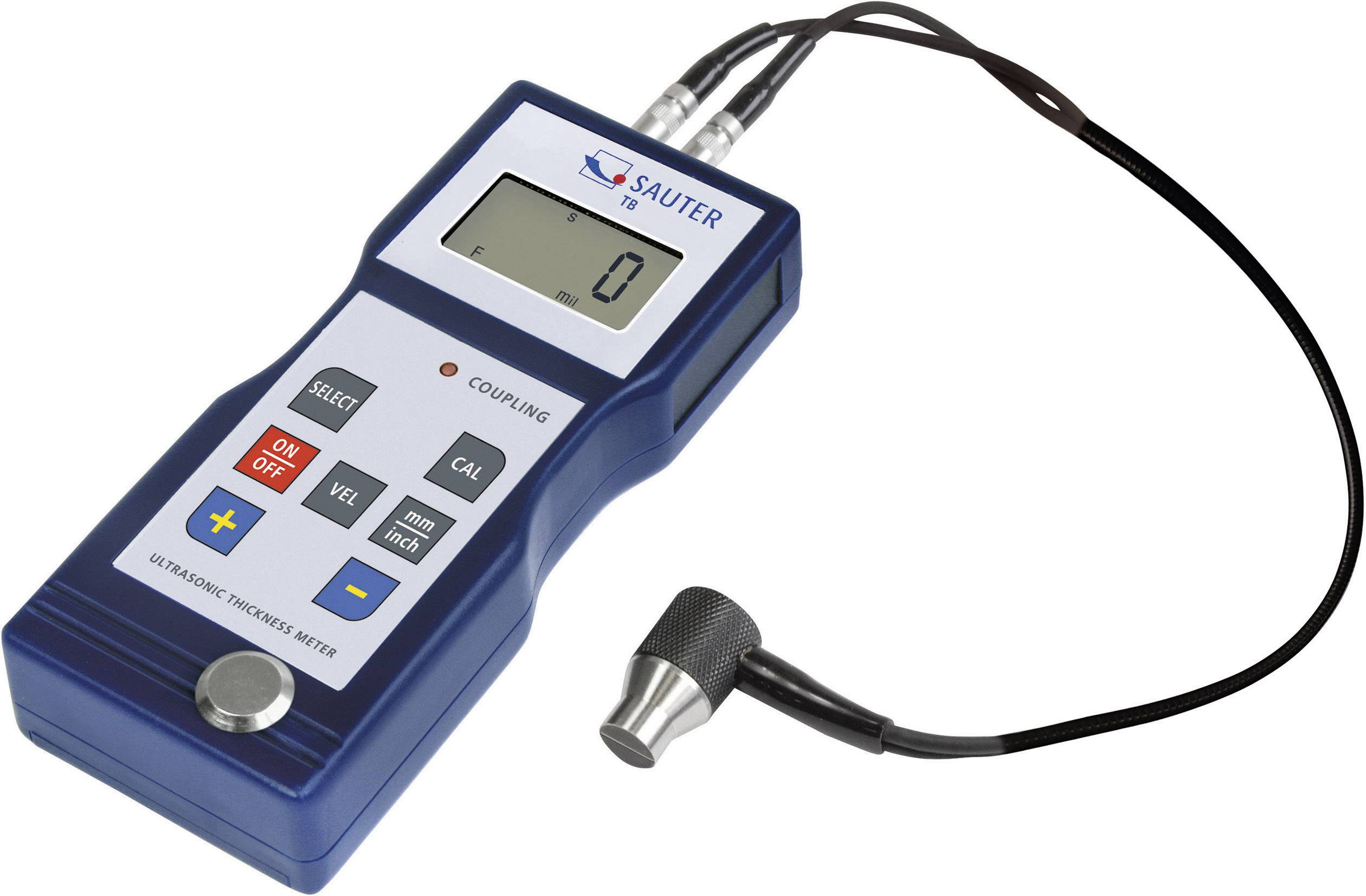 Merač hrúbky materiálov Sauter TB 200-0.1