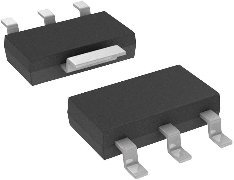 MOSFET Fairchild Semiconductor N kanál N-CH FQT1N60CTF_WS SOT-223-4 FSC