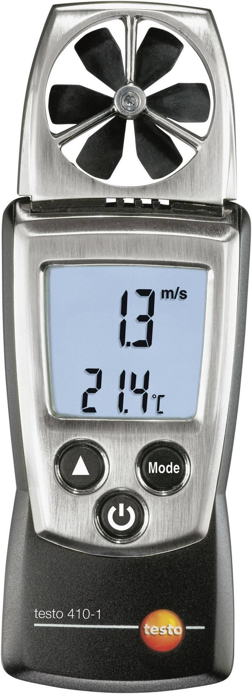 Anemometer testo 410-1, 0.4 - 20 m/s