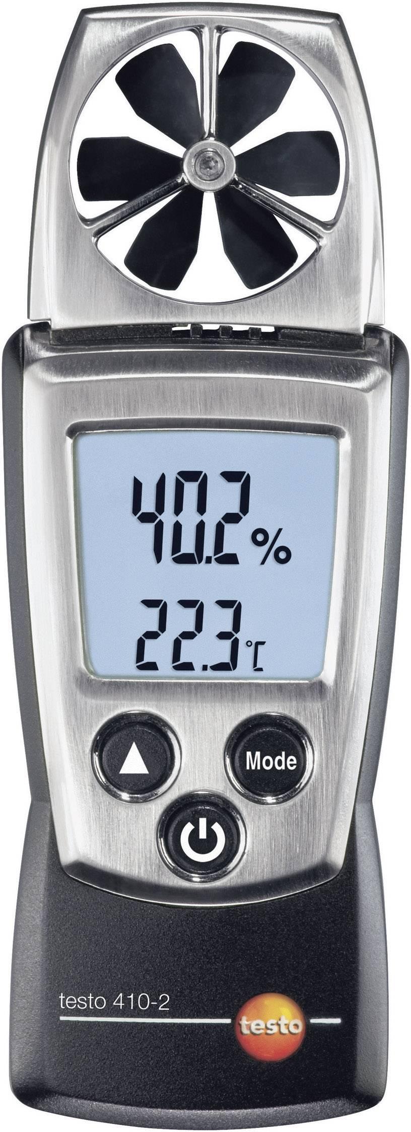 Anemometr testo 410-2, 0,4 - 20 m/s