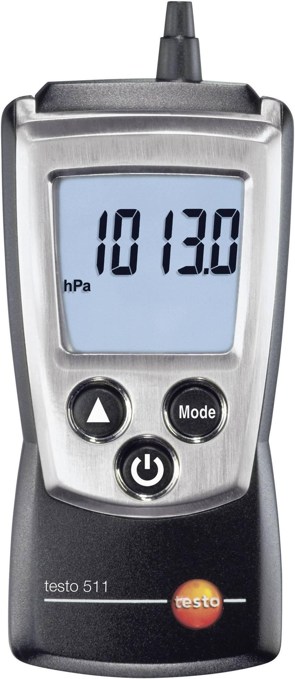 Merač absolútneho tlaku testo 511