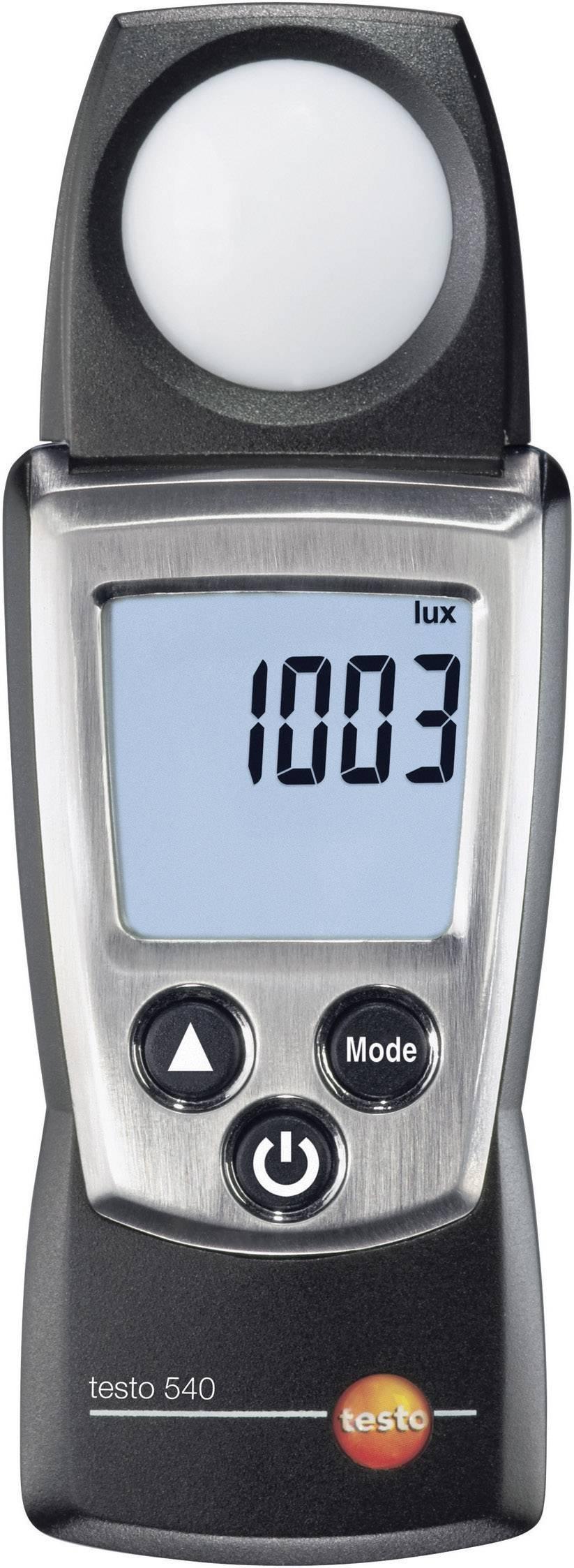 Luxmetr testo 540, 99 999 lx