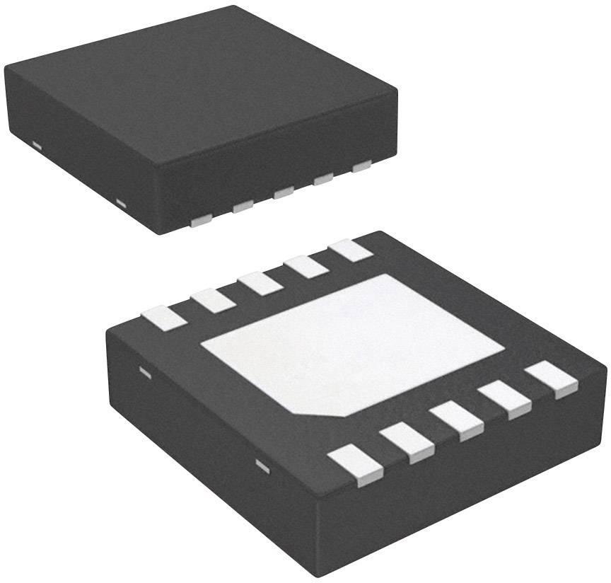 PMIC řízení baterie Texas Instruments BQ24210DQCT řízení nabíjení Li-Ion WSON-10 (3x2) povrchová montáž