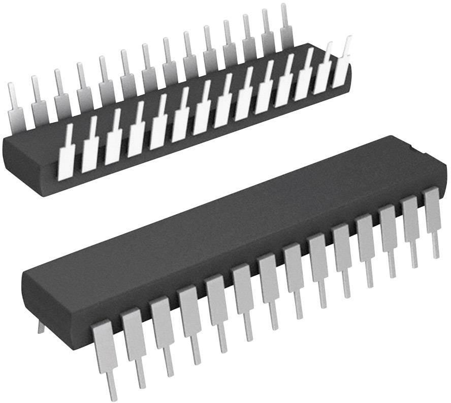 Mikroradič Microchip Technology PIC18LF24K50-I/SP, SPDIP-28, 8-Bit, 48 MHz, I/O 25