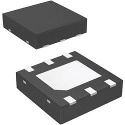 Lineární IO - teplotní spínač Texas Instruments SM72480SDE-120/NOPB, WSON-6