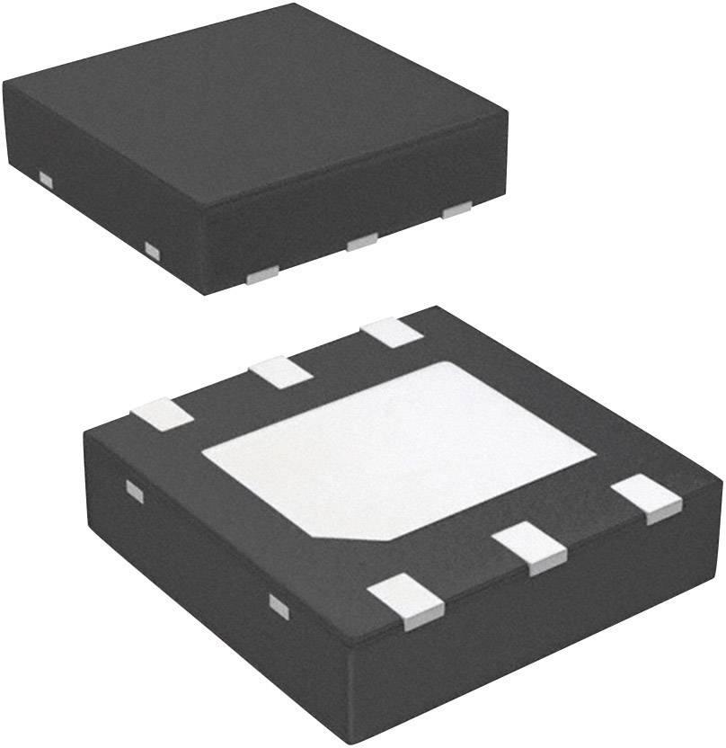 PMIC regulátor napětí - lineární Texas Instruments TPS72733DSET pozitivní, pevný WSON-6 (1.5x1.5)