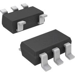 PMIC regulátor napětí - lineární Texas Instruments LP2992AIM5-3.3/NOPB pozitivní, pevný SOT-23-5