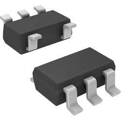Zesilovač pro speciální použití Texas Instruments SN10501DBVT, Rail-to-Rail, SOT-23-5 , 170 MHz