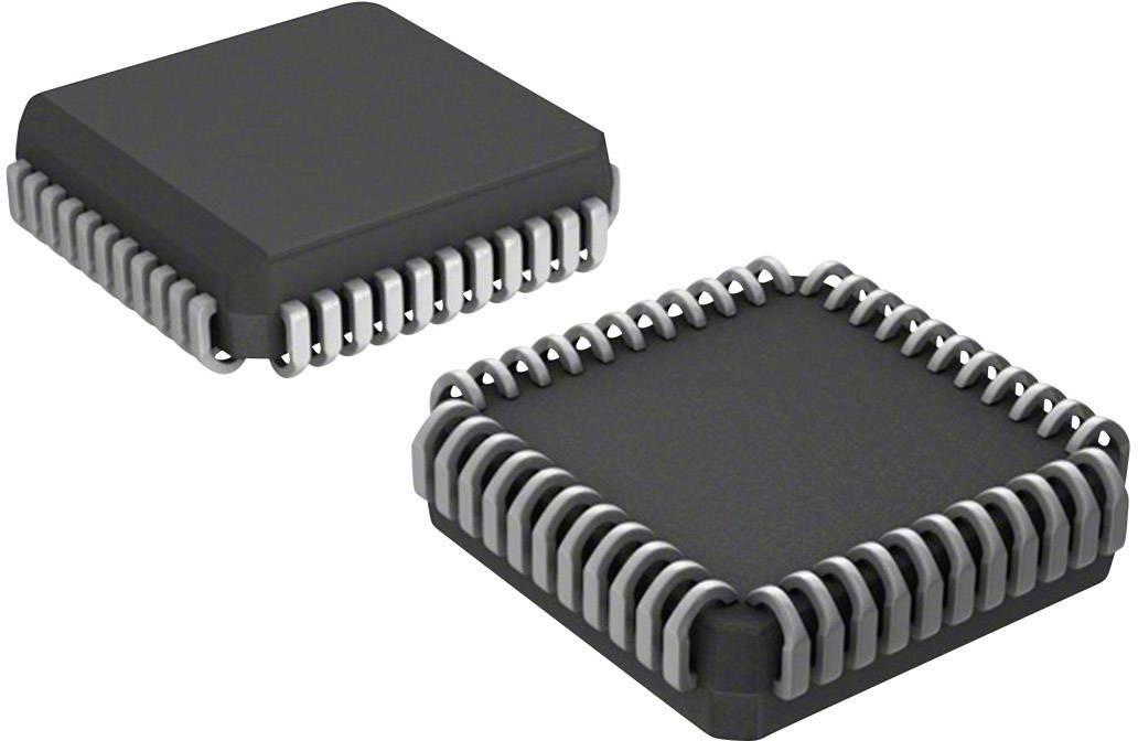 PMIC ovladač displeje Texas Instruments MM5452VX/NOPB LCD 7 segmentů + DP , alfanumerická a čárová grafika 4,5 číslic Seriell 10 µA PLCC-44