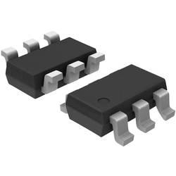 Logické IO - brána a měnič - konfigurovatelné Texas Instruments SN74AUP1G97DBVR asymetrický SOT-23-6