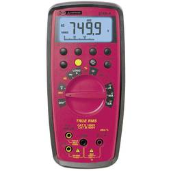 Digitálne/y ručný multimeter Beha Amprobe 37XR-A-D 3454698, kalibrácia podľa ISO
