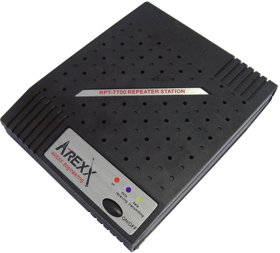 Repeater pre dataloggery Arexx RPT-7700